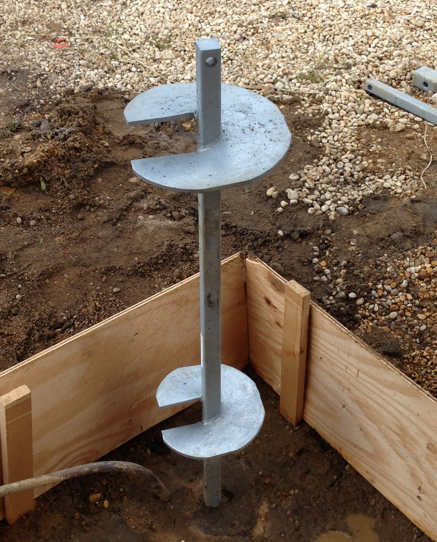 IDEAL® Square Shaft and Round Shaft Helical Piles