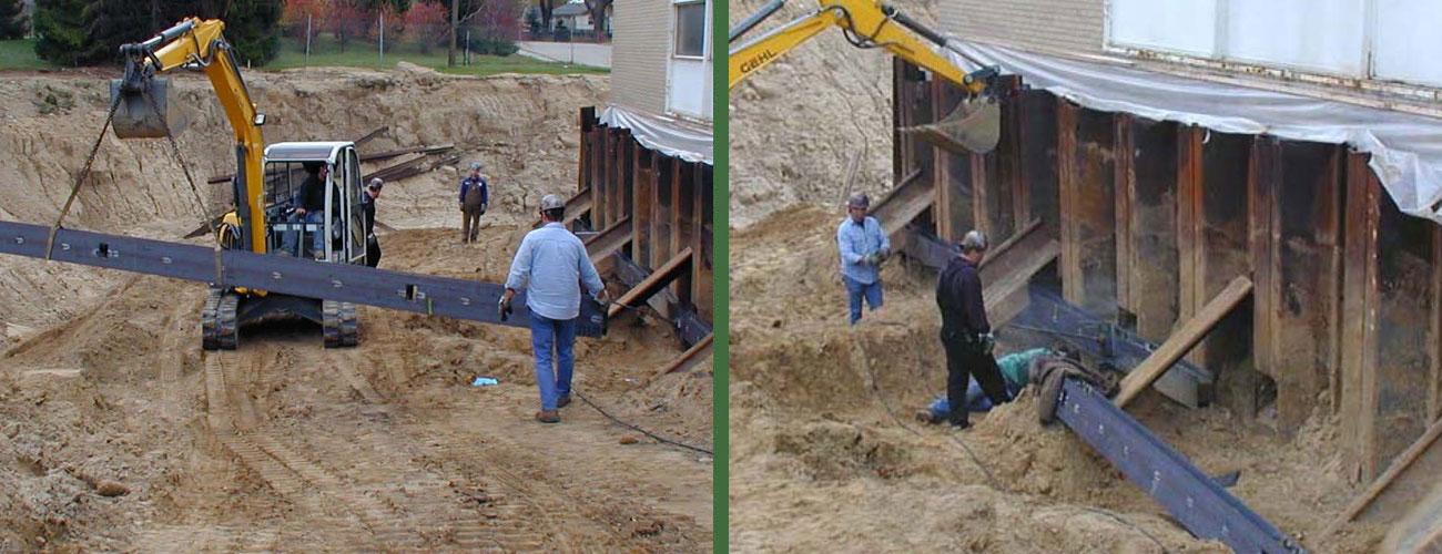 Stamford Residential Erosion