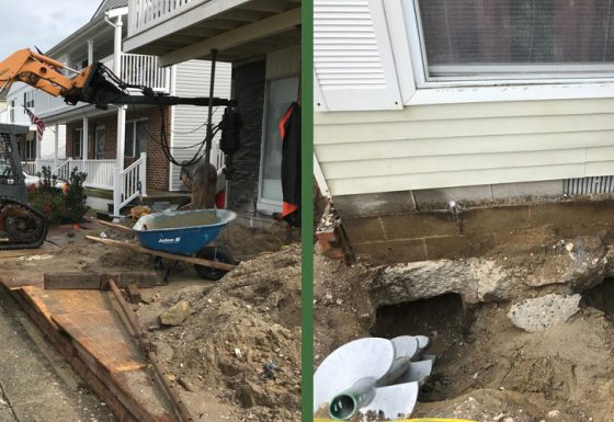 Coastal Home Foundation Repair