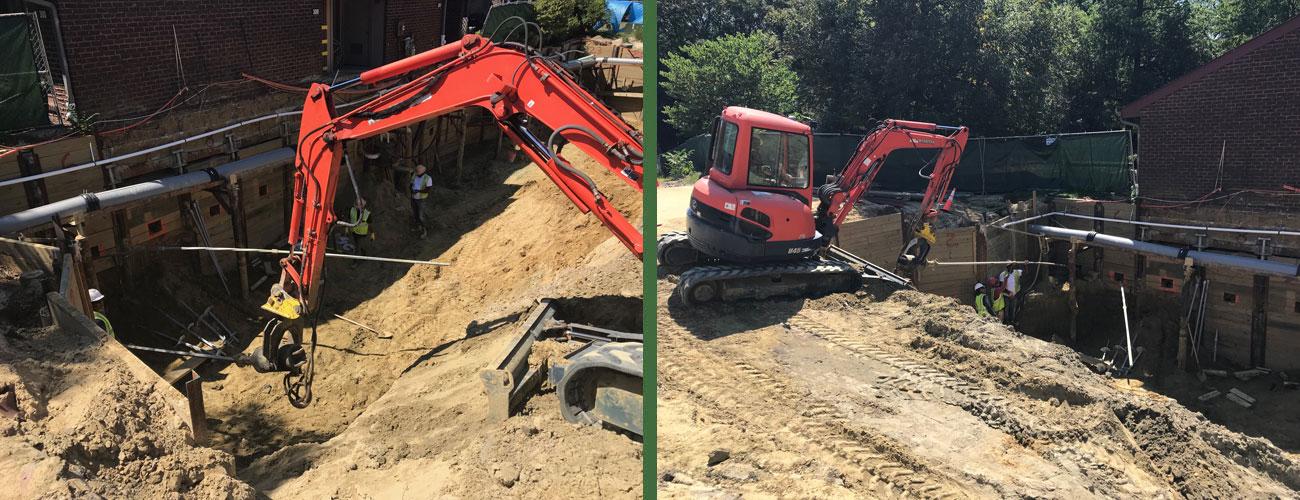 Uxbridge Homes Environmental Remediation