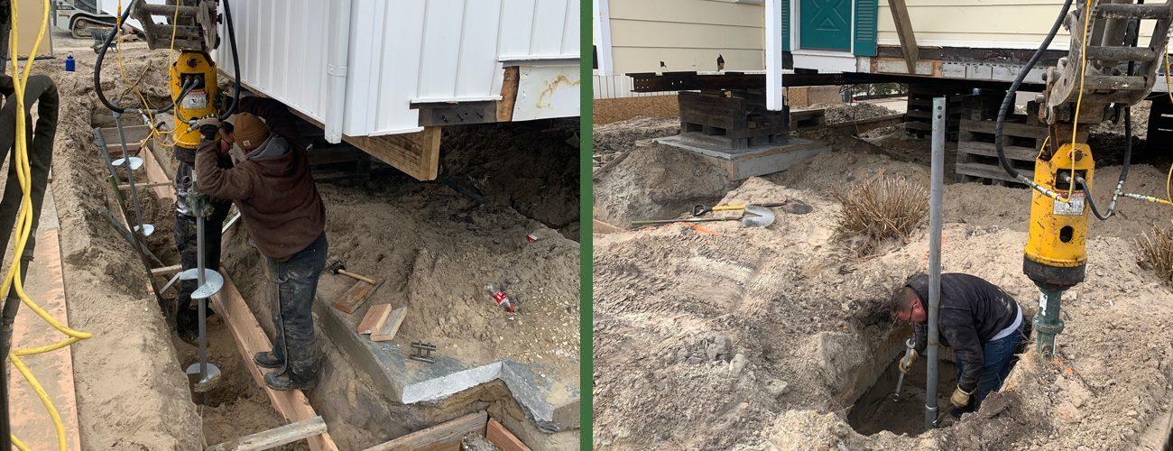 Seven Mile Beach House Lift