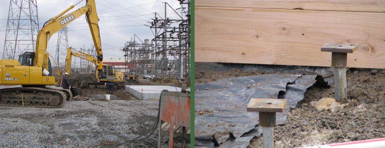 Delmarva Edgemoor Substation
