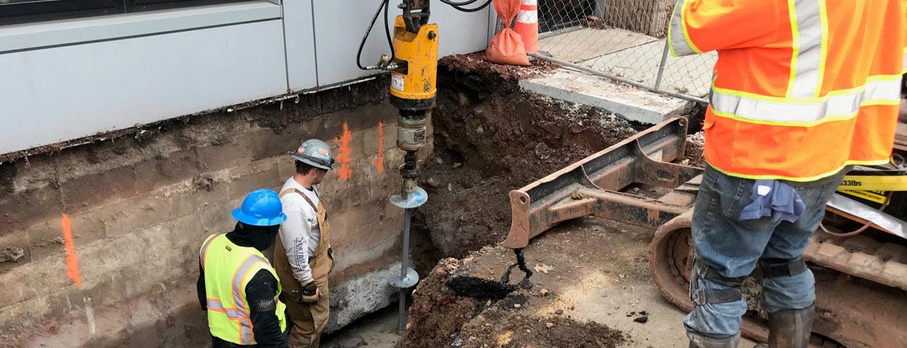 NJ Environmental Remediation Underpinning